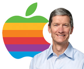 Tim Cook calls for sexual discrimination protection