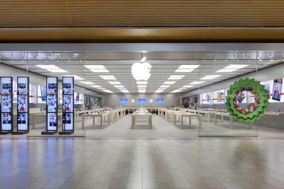 Apple Store Christiana Mall