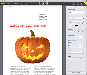 iWork for iCloud gets more collaboration features
