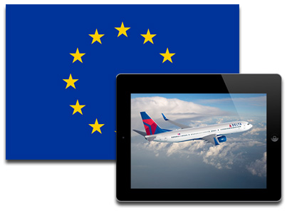 EU gets on board with gate to gate electronics use