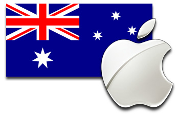 Apple agrees to comply with Australia consumer laws