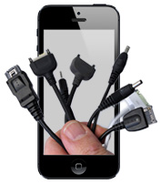 EU wants all smartphones to use the same charger cable