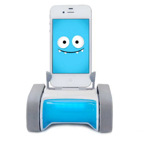 Romo, an iPhone-Powered Programmable Robot