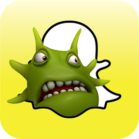 Snapchat security can be used in DoS attack