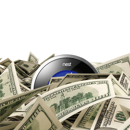 Google completes $3.2 billion Nest Labs purchase
