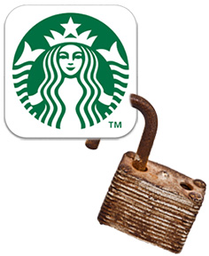 Starbucks app left user logins unprotected