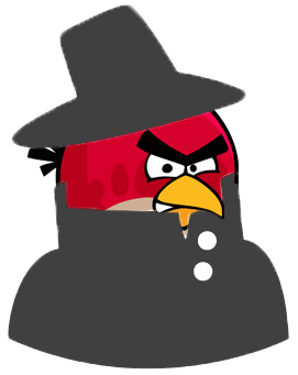 Angry Birds: We're not helping spies