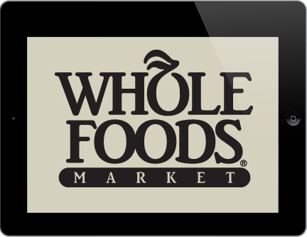 Whole Foods adds Square iPad POS terminals to its stores