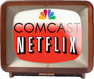 Netflix pays Comcast to unclog video streaming
