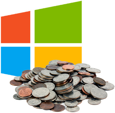 Microsoft may cut Windows costs for device makers to compete with iOS and Android