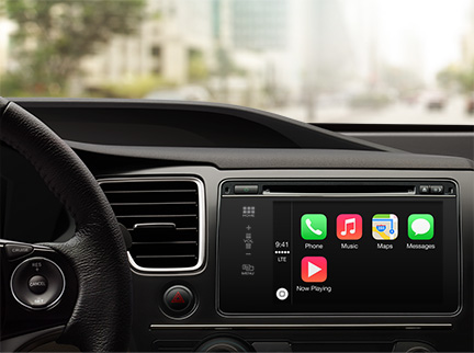 CarPlay turns your iPhone into your in-car personal assistant