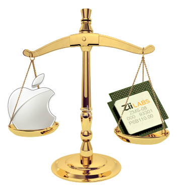 ZiiLabs says Apple and Samsung are infringing on its patents