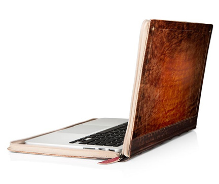 Rutledge: The New MacBook BookBook Case [Update]