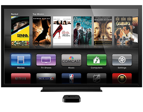 Apple TV could be Comcast's new set top box