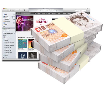 UK iTunes purchases may soon cost more because of higher VAT