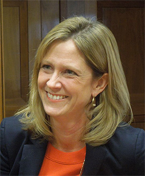 Amber Cottle, Apple's new lobbyist Image Credit: Forbes