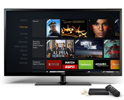 Fire TV give Apple TV a run for its money
