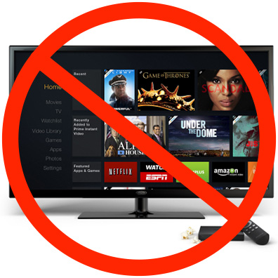 Fire TV poses no threat to Apple TV, according to Forrester's Jim Nail