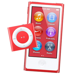 Apple's RED iPods turns into $70 million in (Product)RED contributions