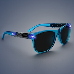 LightSaber Sunglasses From Thinkgeek