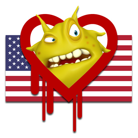 NSA denies accusation that it knew about and exploited heartbleed