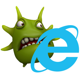 Use Internet Explorer? There's a security flaw for that.