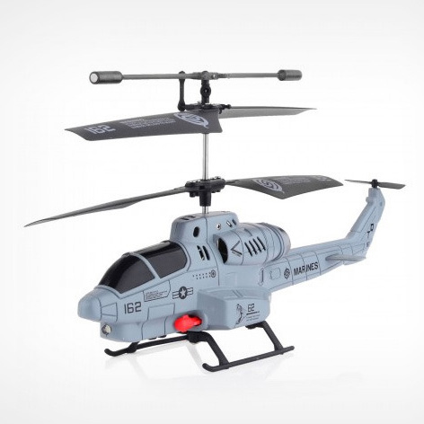 Missile Firing iOS-Controlled Cobra iHelicopter for $49.95