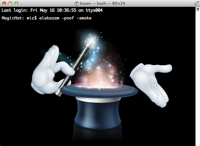 Terminal Magic on Your Mac Using Sips