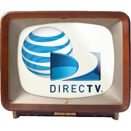 AT&T buys more of the TV market in $49B DirecTV deal