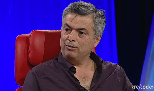 Eddy Cue at Code Conference