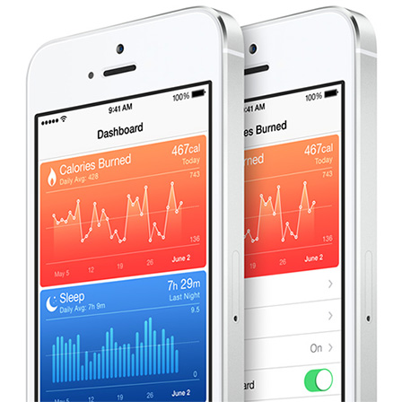 Apple wants to be your fitness hub with HealthKit