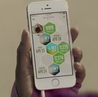 Apple focuses on health and fitness in new iPhone 5S ad