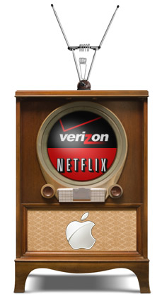 Netflix backs down from Verizon bandwidth shaming