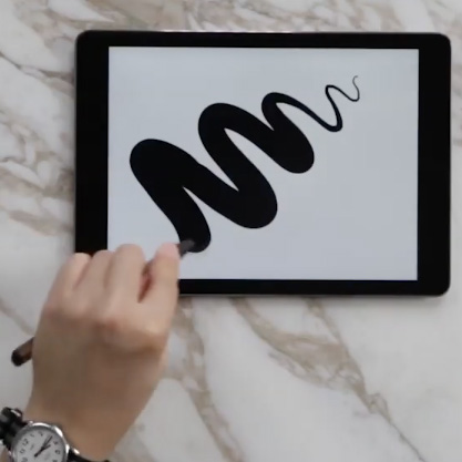 Surface Pressure brings new drawing and painting control to FiftyThree's Pencil stylus