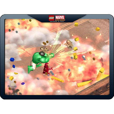 LEGO Marvel Super Heroes: Universe in Peril comes to iPad