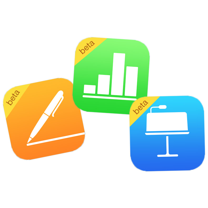 Apple rolls out new updates for iWork for iCloud beta