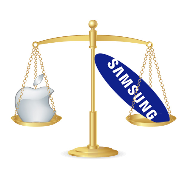 Apple, Samsung damages retrial on hold