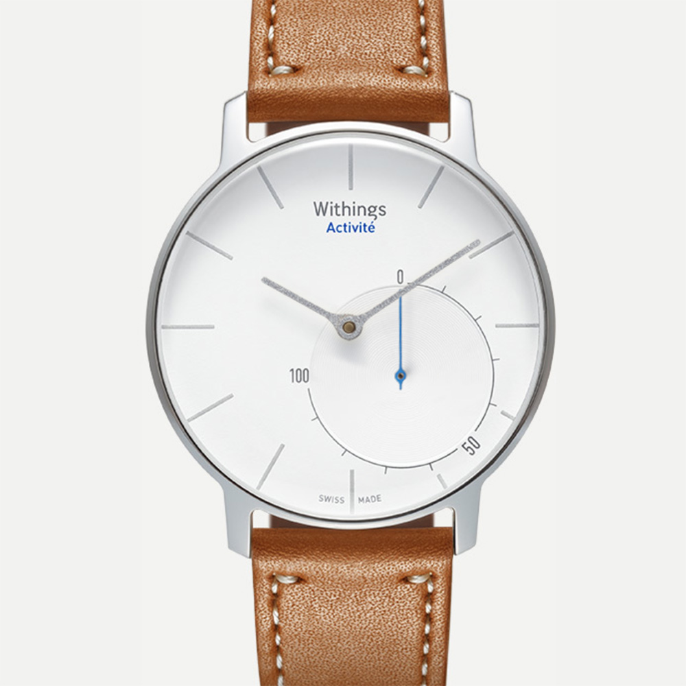 Withings new Activate fitness tracker watch