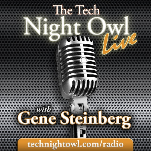 Jeff Gamet on The Tech Night Owl Live