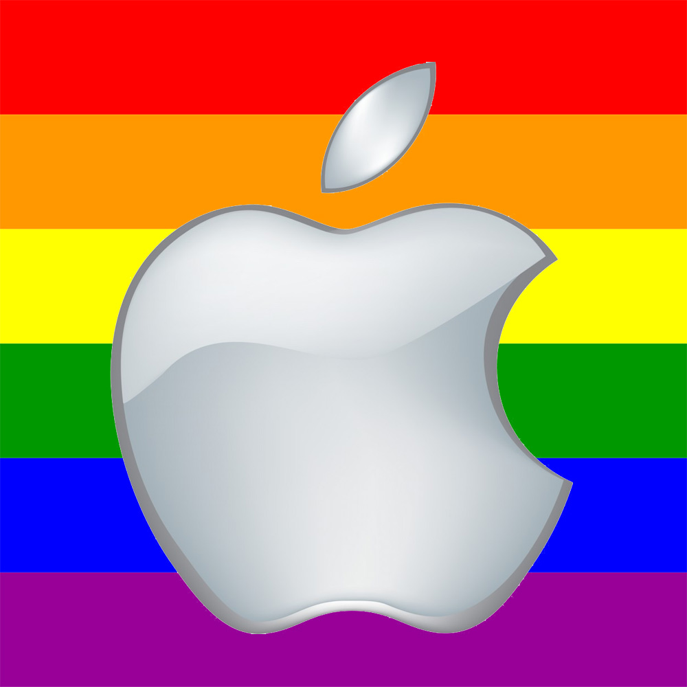 Apple urges U.S. Supreme Court to rule in favor of same-sex marriage