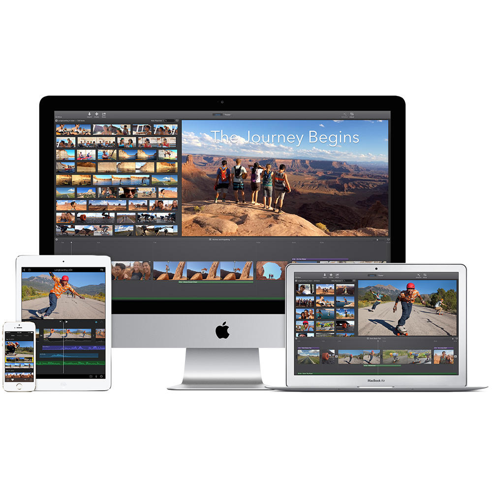 iMovie for the Mac gets 4K video editing support