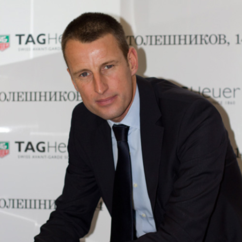 Apple hires Tag Heuer's Patrick Pruniaux