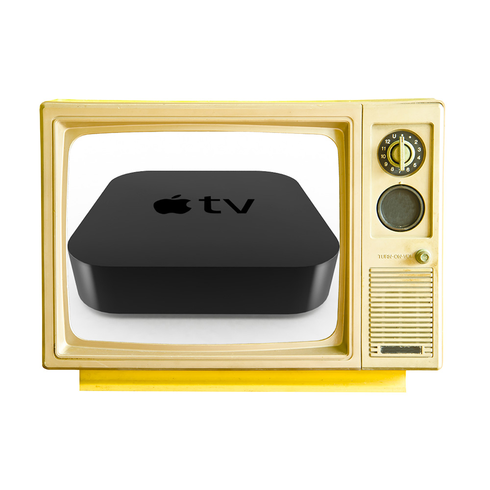 It's time for some Apple TV ads
