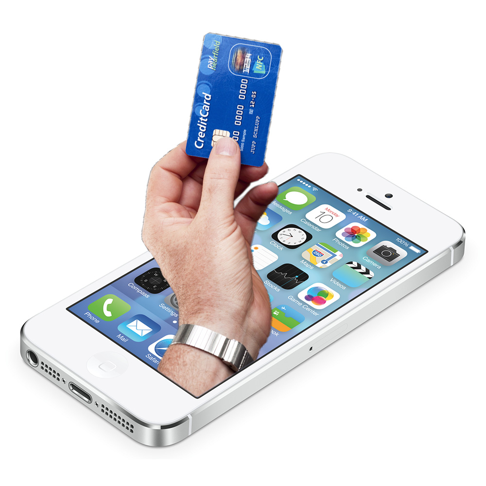 Major credit card companies sign on for Apple's digital wallet plans