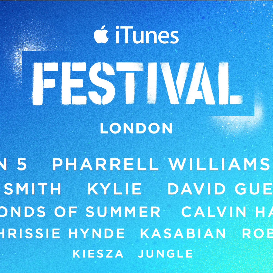 Apple announces 2014 iTunes Festival in London