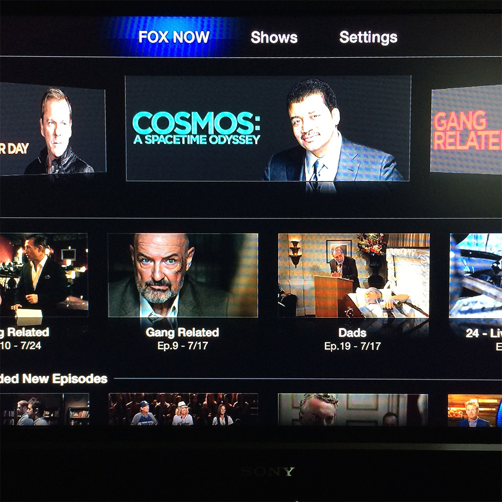 Fox Now and CNBC join the Apple TV channel lineup