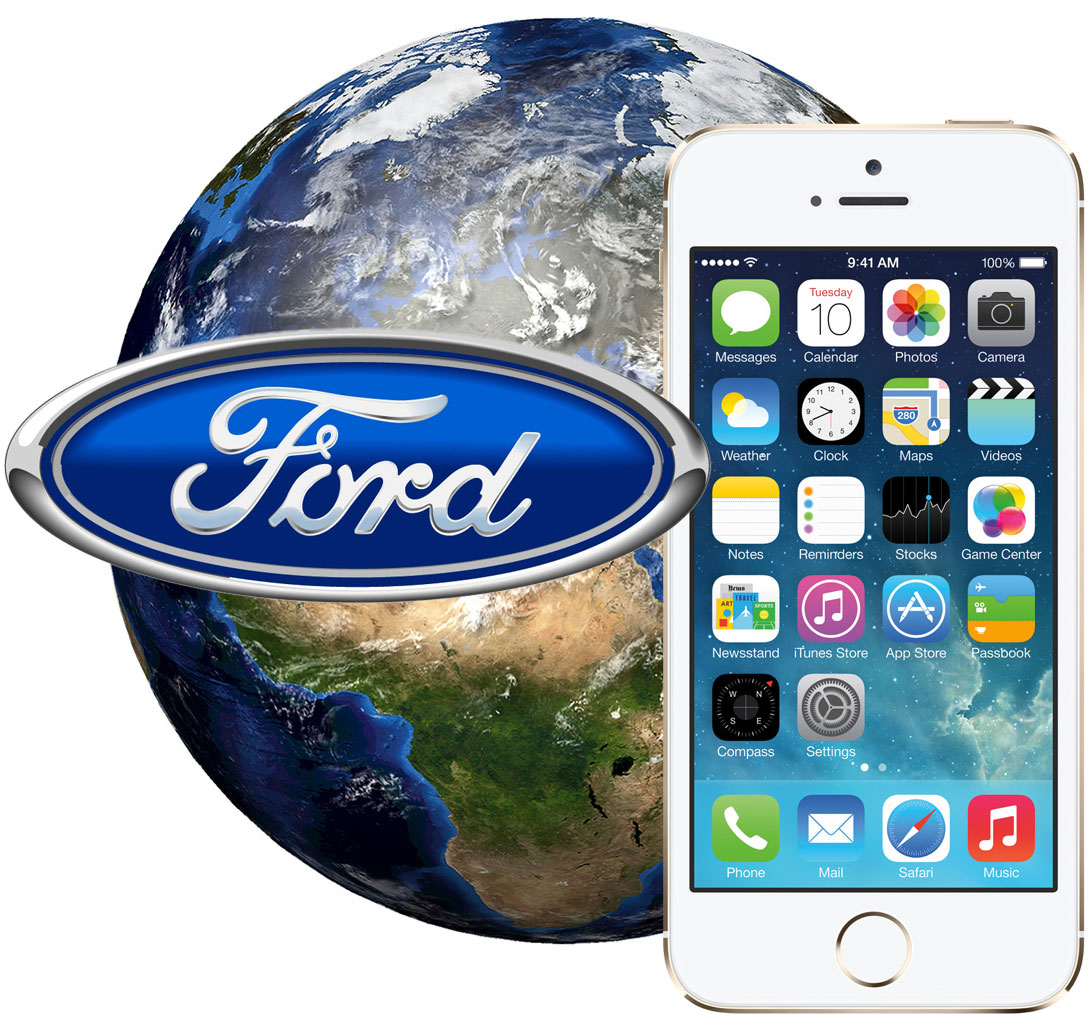Ford and iPhone
