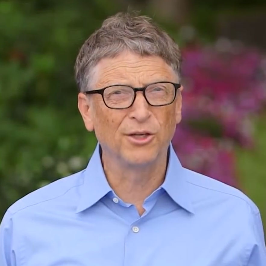 Microsoft founder Bill Gates weighs in onApple and FBI privacy debate
