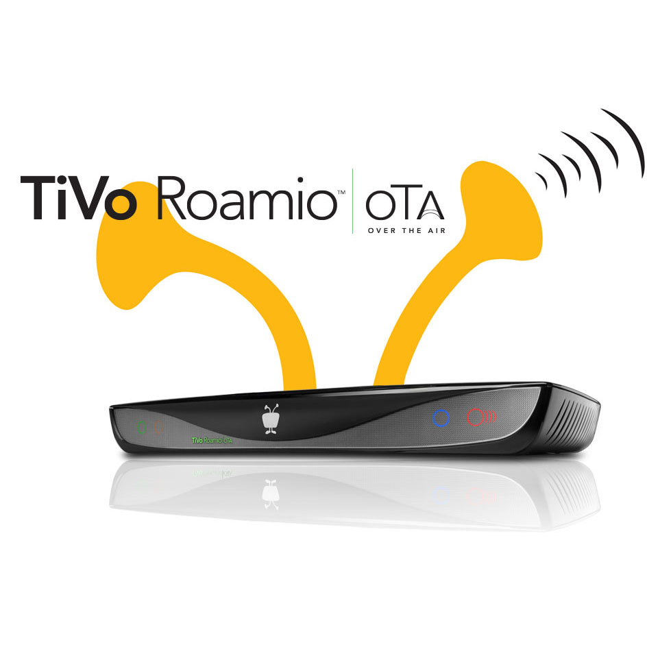 TiVo Brings DVR to Over-the-Air Cord Cutters