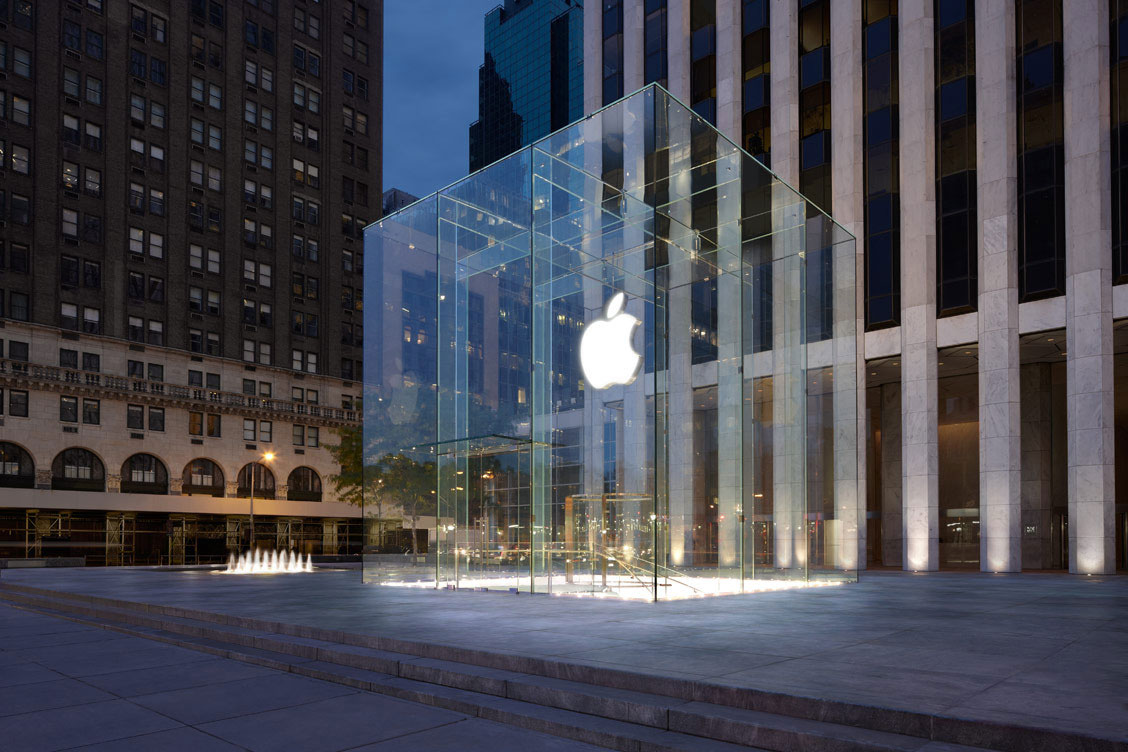 5th Ave. Apple Store